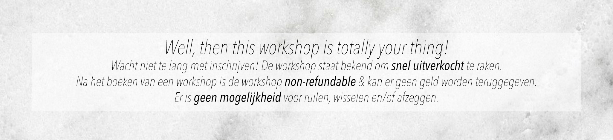workshop moderne kalligrafie